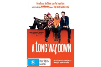 A Long Way Down DVD Region 4