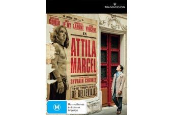 Attila Marcel DVD Region 4