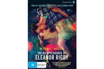 The Disappearance of Eleanor Rigby DVD Region 4
