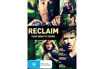 Reclaim DVD Region 4