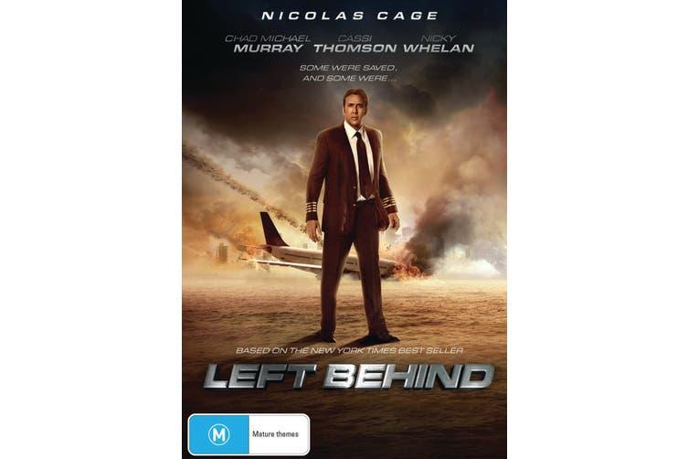 Left Behind DVD Region 4