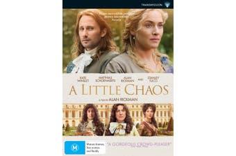 A Little Chaos DVD Region 4