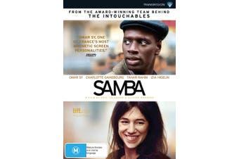 Samba DVD Region 4