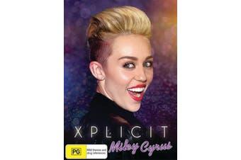 Miley Cyrus Xplicit DVD Region 4