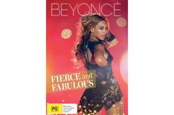 Beyoncé Fierce and Fabulous DVD Region 4
