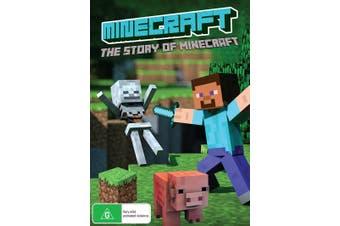 Minecraft The Story of Minecraft DVD Region 4