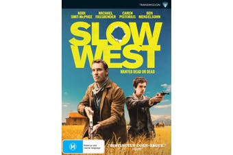 Slow West DVD Region 4