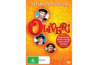 Oliver DVD Region 4
