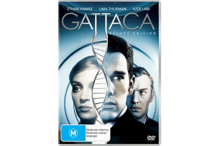 Gattaca DVD Region 4