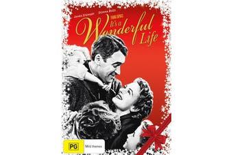 Its a Wonderful Life DVD Region 4