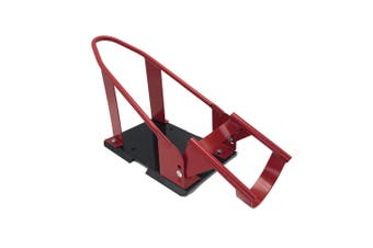 """17""""-21"""" Motorcycle Front Wheel Chock & Trailer Stand"""