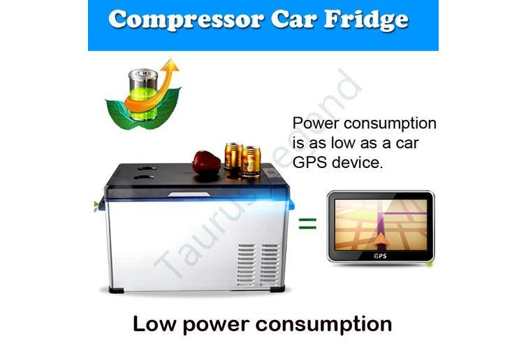 25L Portable Car Fridge Freezer