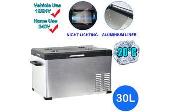 30L Portable Car Fridge Freezer