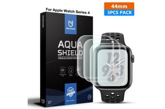 MaxShield Screen Protector for Apple Watch Series SE/6/5/4/3/2/1 44mm iWatch
