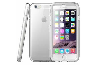 SUPCASE Ares Full-body Rugged Clear Bumper Case for iPhone 6/6s-Clear