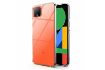 Maxshield Google Pixel 3 Case Cover, Flex Gel Crystal Case