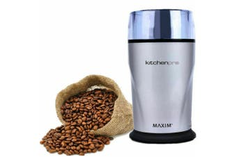 Maxim CG603 130W Electric Coffee Bean Herbs Spices Nuts Grinder Grinding Mill