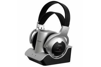 Wireless Headphones Wintal Rf900 Rechargeable Batteries Dock For Tv Radio Mp3