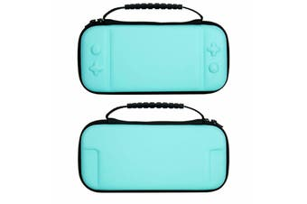 For Nintendo Switch Lite Case Hard Cover Protective Carry Travel Console Bag EVA-Blue
