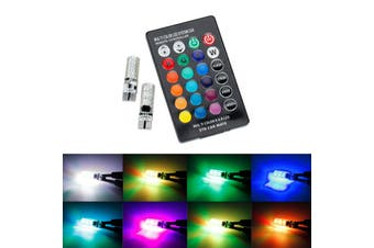 Aquarium Fish Tank LED Light Bar Lamp Pool Submersible Waterproof SMD - RGB / 48CM