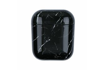 For Apple AirPods 1/2 Case Marble Cover Skin Earphone Cases-S05