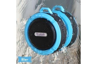 Portable Waterproof Wireless Car Bluetooth Shower Music Speaker Handsfree MIC