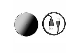Baseus Wireless charger Qi 10W Fast charging for iPhone X 8 XS XR Samsung S10 S9
