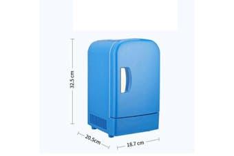 4L Car Refrigerator Mini Portable Fridge Small Drinks Beer Cooler Bar Freezer