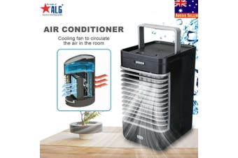 Portable Air Conditioner Wireless Mobile Fan Cooler Mini Fan Humidifier System