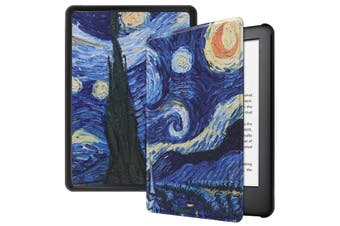 "For Amazon Kindle 2019 10th 6"" Inch Case Smart Magnetic Flip Leather Slim Cover-StarrySky"