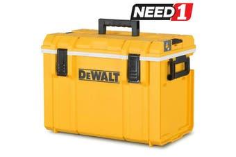 DEWALT ToughSystem Cooler Box IP65 | 555 x 365 408mm 25.5L Hard Cooler Dry