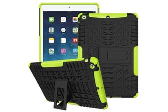 """Heavy Duty Shockproof Case Cover For Apple iPad 8th Gen 10.2"""" 2020-Green"""