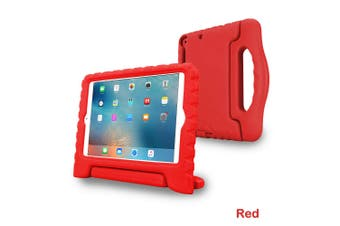 Kids Heavy Duty Shock Proof Case Cover for iPad 5th 9.7 Inch 2017-Red