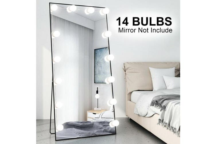 Chende Hollywood Style Led Dimmable, Makeup Mirror Light Kit