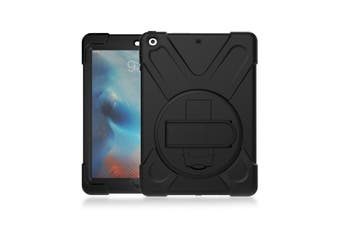 Heavy Duty Shock Proof Case Cover For iPad 3