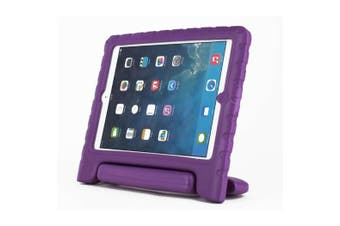 "FOR APPLE iPad Pro 10.5"" 2017 KIDS HEAVY DUTY CASE SHELL COVER SHOCKProof-Purple"