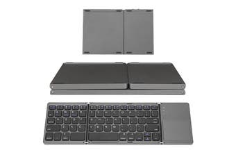 Ultra Slim Bluetooth Wireless Keyboard for Apple iPad iPhone Android Windows AU