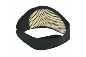 Self Heating Neck Brace Belt Wrap Support Strap Pain Ache Relief Enduring Relax