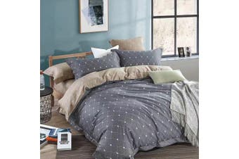 2020 New All Size Bed Doona Quilt Duvet Cover Set 100% Cotton Premium Bedding-Fantasy Space