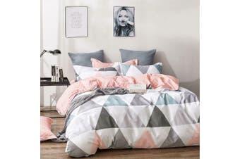 2020 New All Size Bed Doona Quilt Duvet Cover Set 100% Cotton Premium Bedding-Spirit