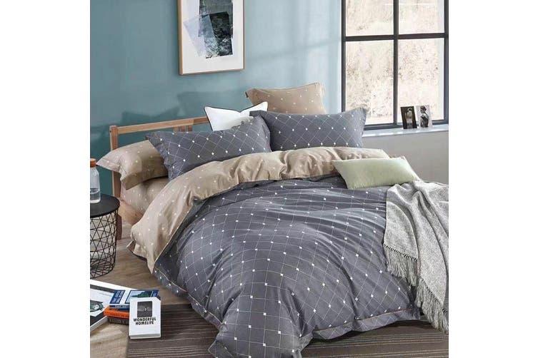 Queen Size Bed Doona Quilt Duvet Cover, Queen Size Space Bedding