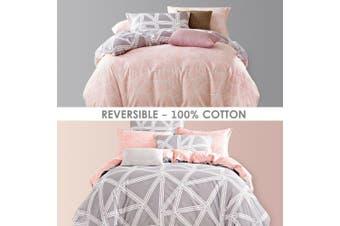 2020 New All Size Bed Doona Quilt Duvet Cover Set 100% Cotton Premium Bedding-103
