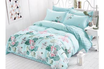 2020 New All Size Bed Doona Quilt Duvet Cover Set 100% Cotton Premium Bedding-Dream On