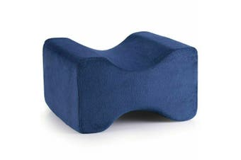 2019 Memory Foam Leg Pillow Cushion Knee Support Pain Relief Washable Cover NEW-Navy