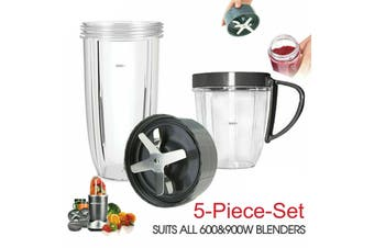 Extractor Blade Colossal Cups For Nutribullet Blender 600 900w Replacement Parts