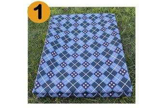 3X3m Extra Large Premium Waterproof Picnic Blanket Rug Mat Outdoor Camping Beach NO.1