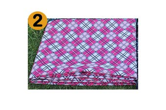 3X3m Extra Large Premium Waterproof Picnic Blanket Rug Mat Outdoor Camping Beach NO.2