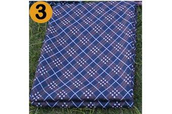 3X3m Extra Large Premium Waterproof Picnic Blanket Rug Mat Outdoor Camping Beach NO.3