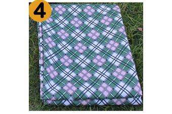 3X3m Extra Large Premium Waterproof Picnic Blanket Rug Mat Outdoor Camping Beach NO.4