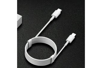 2M USB type C Lightning Data Charger Cable for Apple iPhone 11 Pro Max iMac iPad